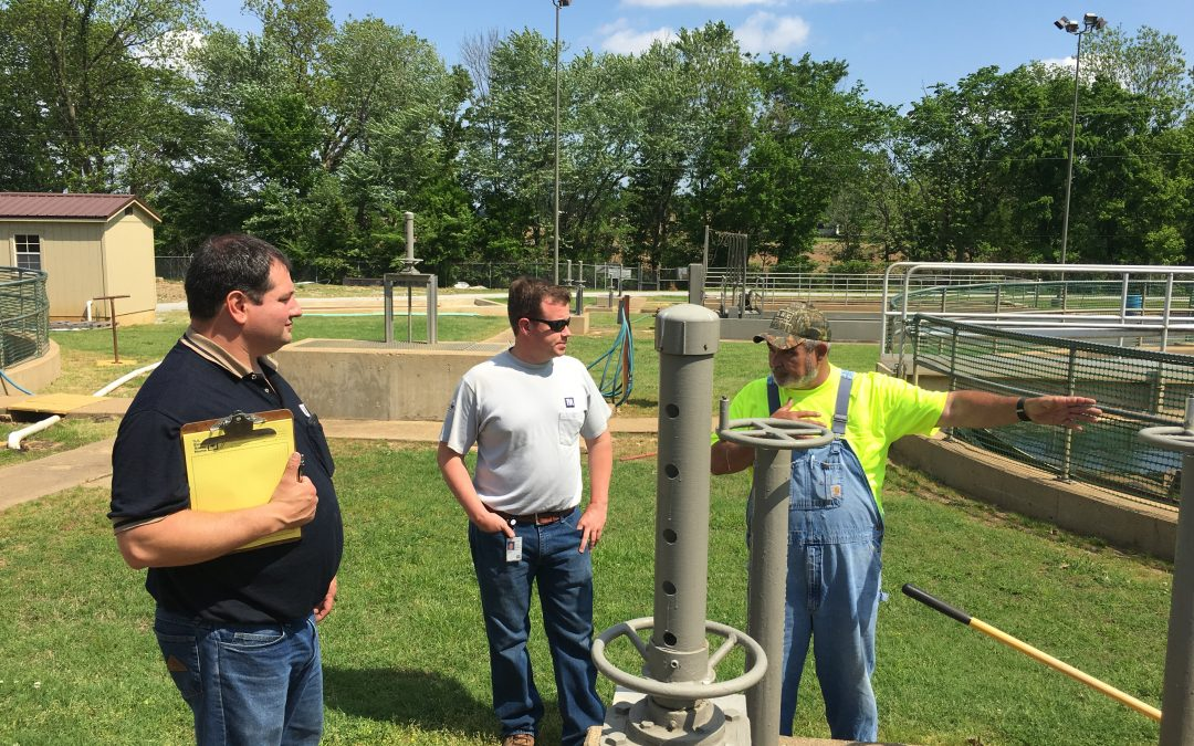 TVA Assists City with Energy Audit