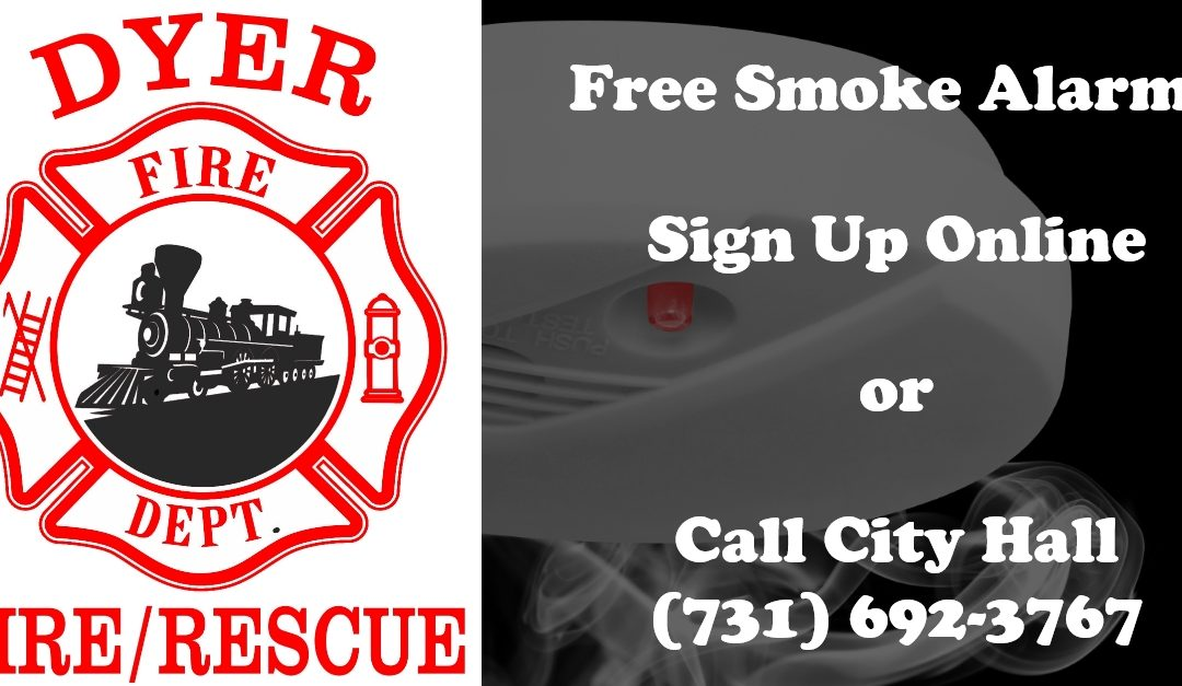 Fire Department to Install Smoke Alarms